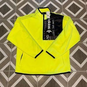 NWT Adidas x Alexander Wang Half-Zip Fleece